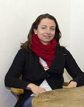 Mgr. Lenka Varadzinová, Ph.D., autorka a kurátorka výstavy