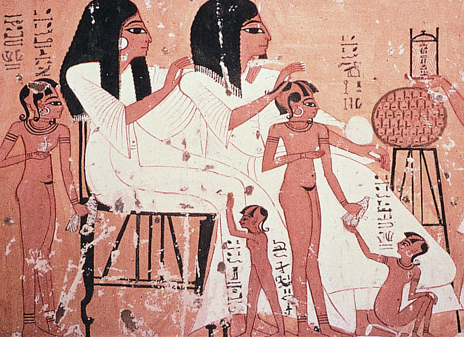 Ancient egyptian marriage rituals